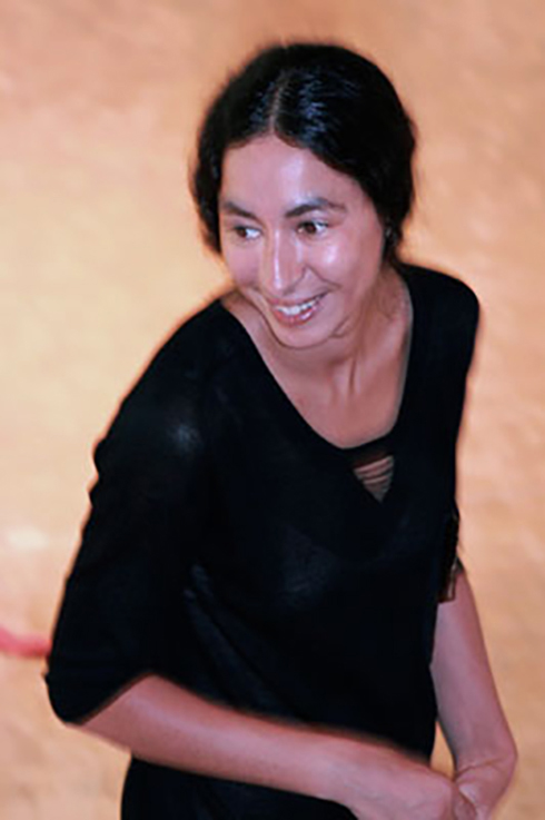 Latifa_Echakhch_portrait_2011